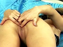 Nelli Hunter Is A Taut Euro Honey. She Shows Her