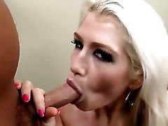 Sweet Tramp Nikki Phoenix Finds Man Killer And Takes His Hard Love Torpedo In Her Mouth  - Sexy Movie Pornalized.com