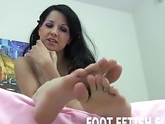 I Want To Demonstrate You How Sexy My Pedicured Feet Are