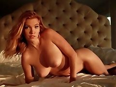 Big-titted Sandy-haired Amazes In Unspoiled Web Cam Solo
