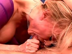 Nasty Matures Chick Nina Hartley Gets Fucked Hard Doggystyle