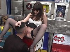 Demonstrate Shop Extreme Threesome For Natty Mellow And Bree Bully