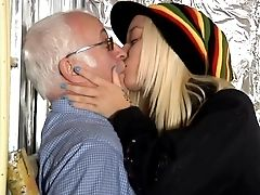 Blondie Goes Nasty On A Senoir Dick