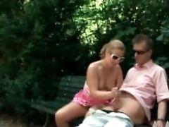 Mmvfilms German Blonde Fucked In Public