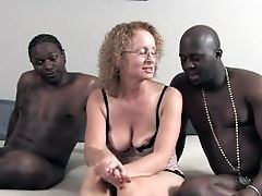 Big Black Cock Leaves Meaty Internal Ejaculation