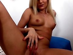 Nothing Can Please The Beautiful Candee Like A Internal Cumshot Session Can