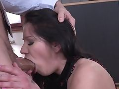 Office Lovemaking In Crazy Modes With The Youthful Assistant