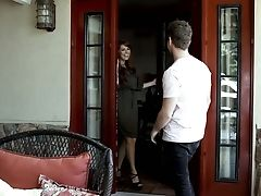 Horny Ginger Wifey Penny Pax Gets Fucked In Front Of Cheating Spouse