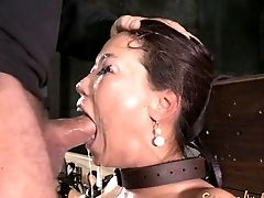 Hot Oriental Superslut Kalina Ryu Loves Deepthroating Massive Chisels