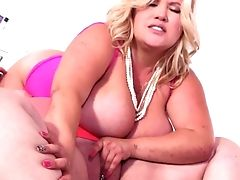 Fat Lesbos With Immense Breasts Kacey Parker And Bella Bendz