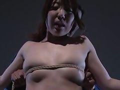 Strong Scenes Of Unspoiled Restraint Bondage With Rina Uchimurav