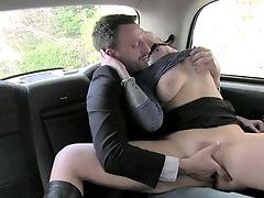 Femalefaketaxi Belgium Porno Stud Fucks Hard
