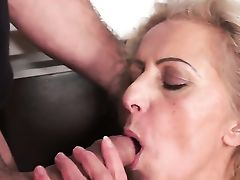 Blonde Wants This Gonzo Fuck Session To Last Forever