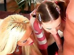 Crazy Threesome Activity With Nasty Gfs Named Angel Piaf And Sharon Pink
