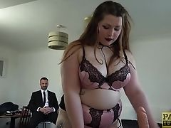 Pascalssubsluts - Bbw Estella Bathory Fucked Into Obedience