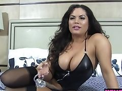 Into Enforced Chastity For Jasmeen Lefleur