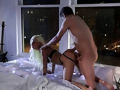 Skinny Nymph Jessie Volt Gets Her Taut Fuck Crevice Drilled