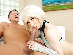 Kenzie Reeves: Orgasmic, Wide Open Ass-fuck