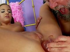 Amirah Adara Is A Sweet Petite Titted Nubile Damsel With