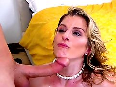 Cory Chase Wants It Hard Until The Very Last Drop Of Jizz