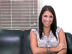 Smoking Hot Brown-haired Nubile Angel Evi