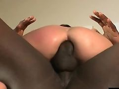 Bootylicious Sierra Sinn Wants To Take The Black Shaft Into Her Booty