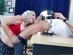 Brazzers - Alix Lovell - Big Tits At School