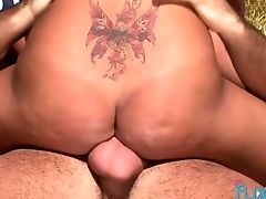 Horny Blondie With Adorable Braids Gets Fucked Rear End Right Outdoors