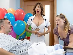 Fuck The Soreness Away - Brazzers