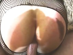 Fucked In Rear End Style After Lengthy Caresses