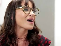 Dana Dearmond Is A School Woman In Those Truly Horny