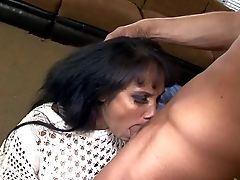 Anjanette Astoria Is His Youthfull Wifey's Matures Mommy. She Fellates